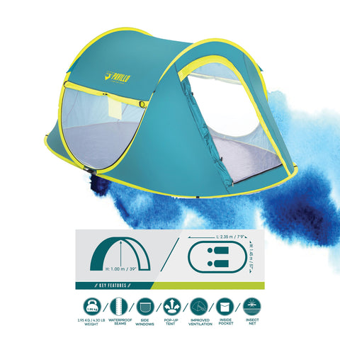 2 PERSON - COOL MOUNT 2 TENT