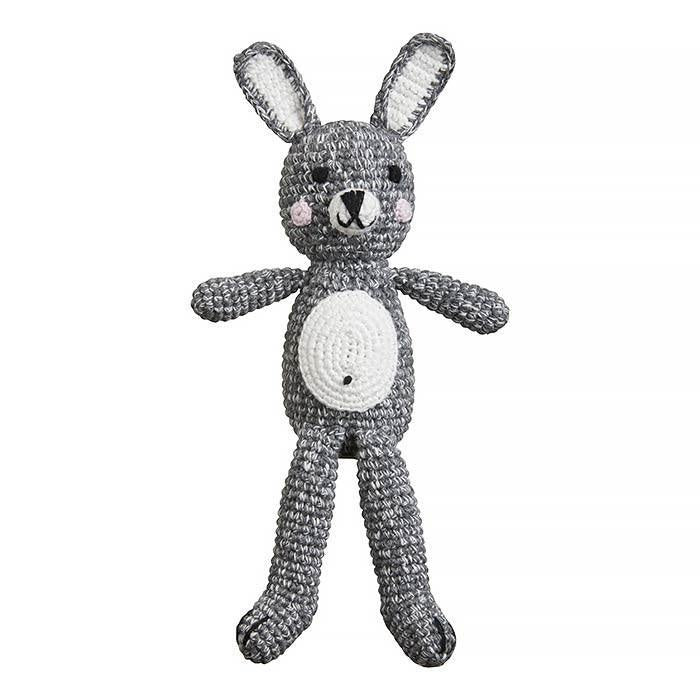 Miann & Co - Charcoal Mini Bunny