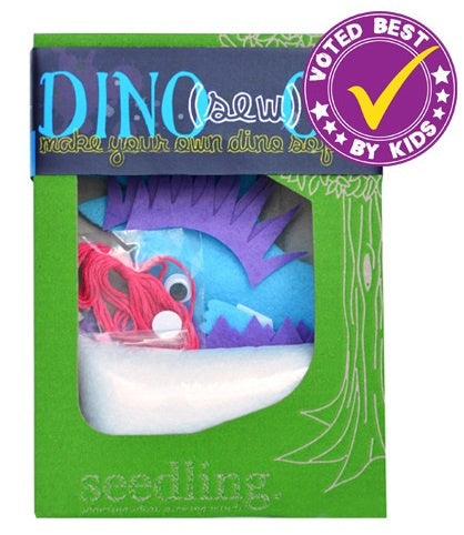 Seedling - Make Your Own Dino Softie