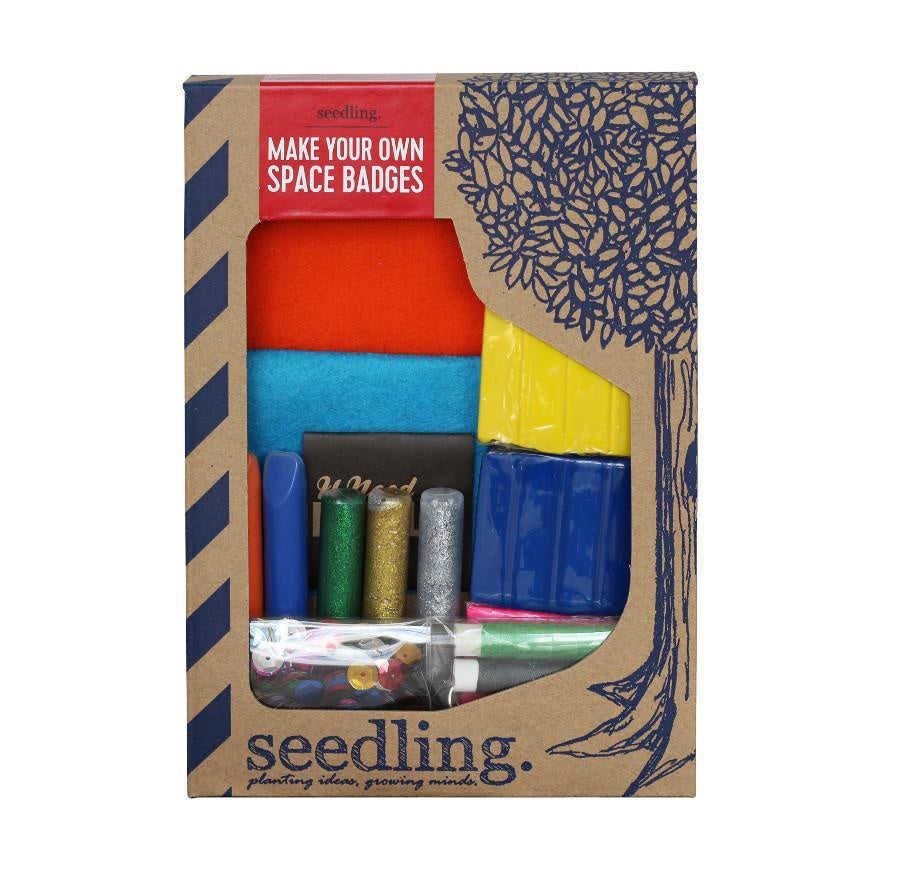 Seedling - Make Your Own Space Badges