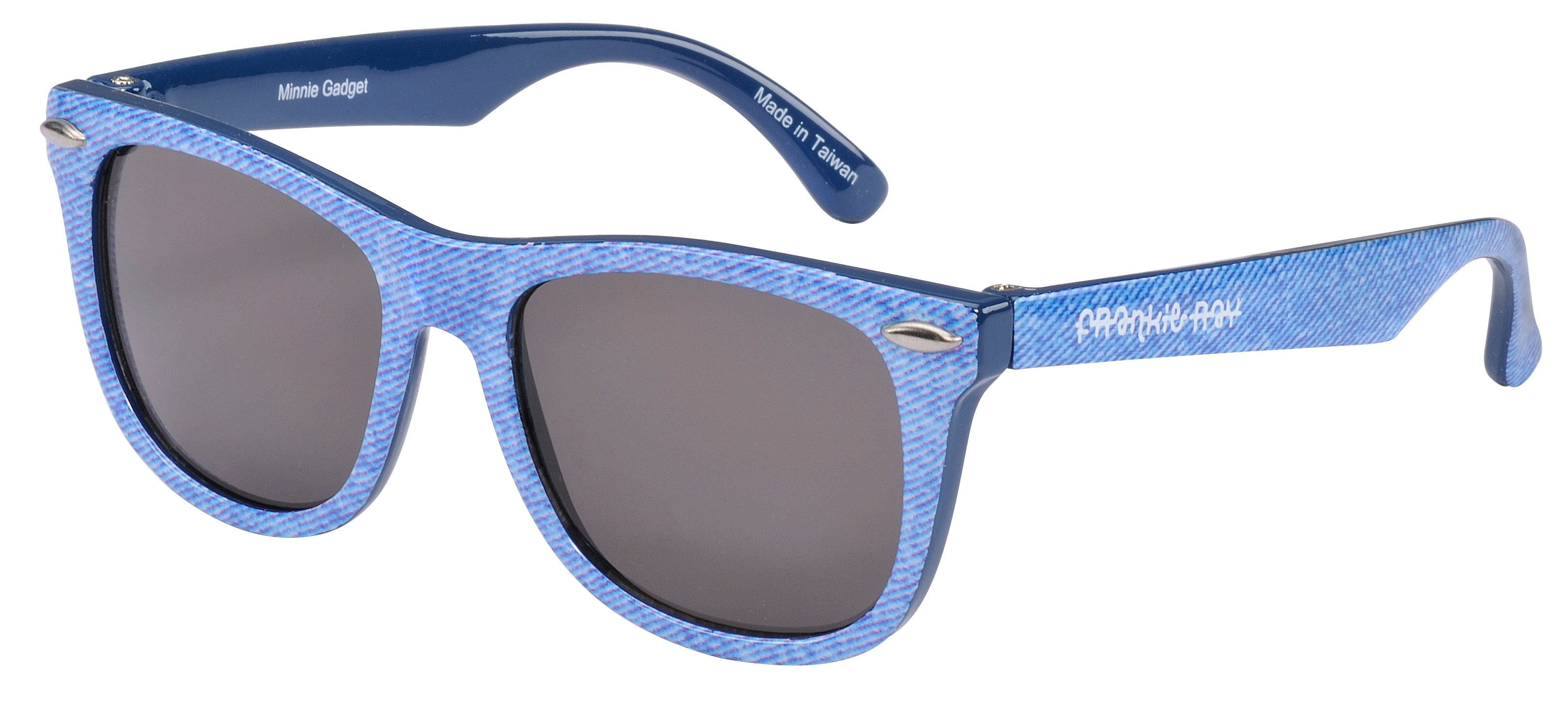 Frankie Ray Sunglasses - Minnie Gadget Denim (baby)