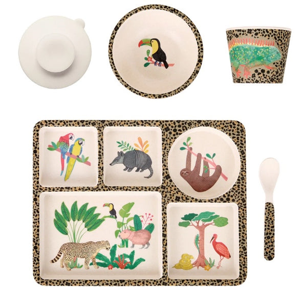 Love Mae - Divided Plate Set / Amazon