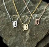 Detroit Necklace