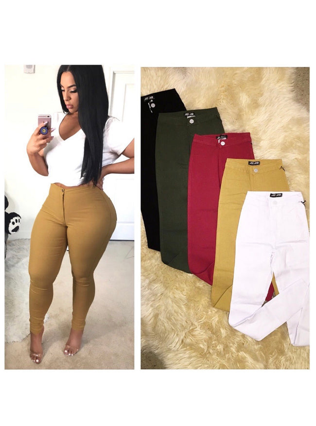 Highwaist Brazilian pants