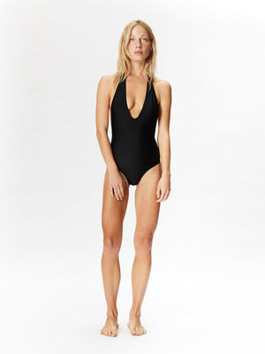 PLAYA ONE PIECE SWIMSUIT black-ONE PIECE-Seapia