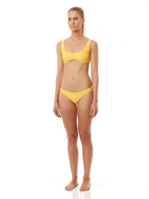 CRUZ SWIM BOTTOMS saffron-BIKINI BOTTOM-Seapia