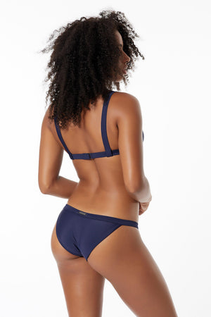 CAHUITA SWIM BOTTOMS navy-BIKINI BOTTOM-Seapia