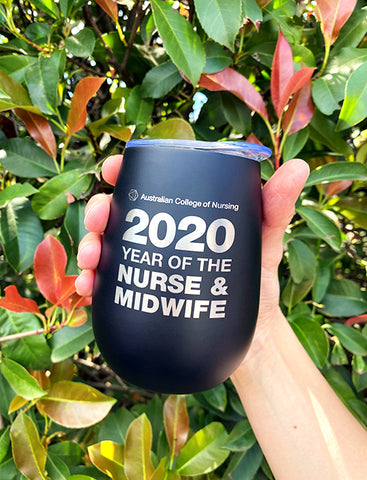 2020 Year of the Nurse & Midwife - Coffee Cup