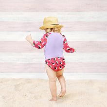 Load image into Gallery viewer, BAMBINO MIO SWIM RASH TOP - NICE - AMA BABY SHOP