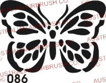 Stencil: 086 2.9in 73mm