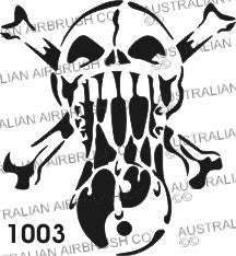 Stencil: 1003 3in 76mm