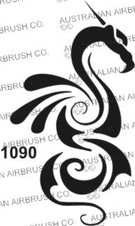 Stencil: 1090 2.5in 63mm