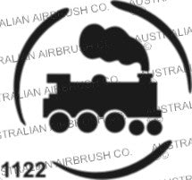 Stencil: 1122 2.75in 70mm