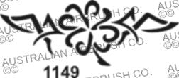 Stencil: 1149 3.5in 88mm