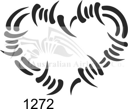 Stencil: 1272_2.9in_76mm