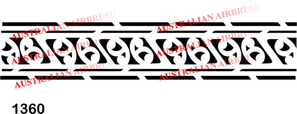 Stencil: 1360_7in_178mm