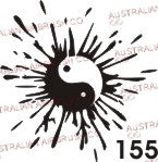 Stencil: 155 2in 50mm