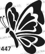 Stencil: 447   2.5in   63mm
