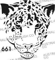 Stencil: 661 3in 71mm