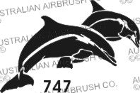 Stencil: 747 2.75in 70mm