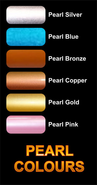Airbrush Tattoo Ink - Pearl Colour Copper