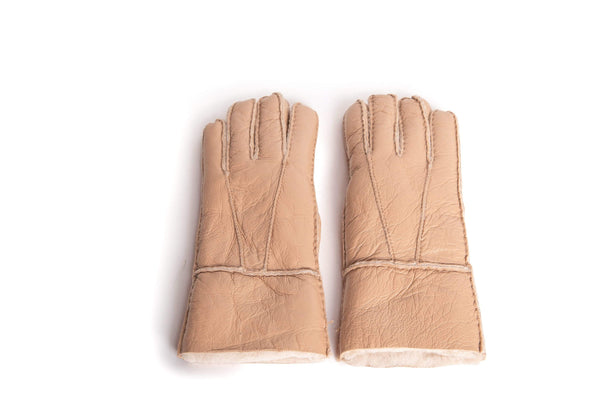 Gloves - UGG Stiching Gloves With Full Grain Leather ?id=14622751981626
