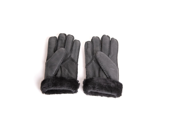 Gloves - UGG Stiching Gloves With Full Grain Leather ?id=14622752243770