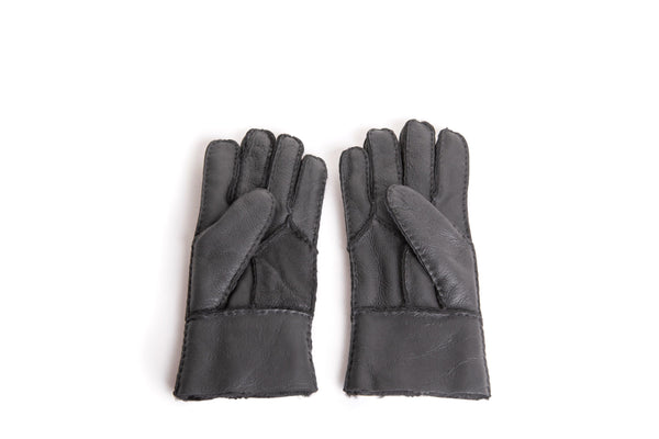 Gloves - UGG Stiching Gloves With Full Grain Leather ?id=14622750375994