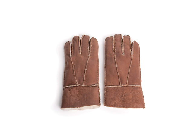 Gloves - UGG Stiching Gloves With Full Grain Leather ?id=14622751260730