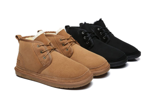 AS Men Casual Ugg Boots Kelvin