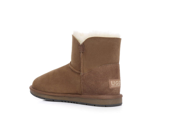 UGG Boots - AS Mini Button UGG Boots  #15702 (7188435015) ?id=7932286271546