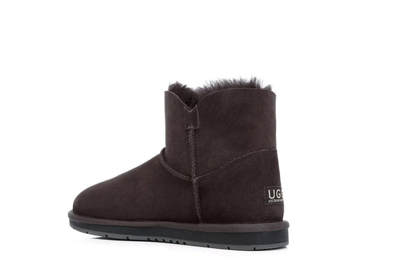 UGG Boots - AS Mini Button UGG Boots  #15702 (7188435015) ?id=7932287189050