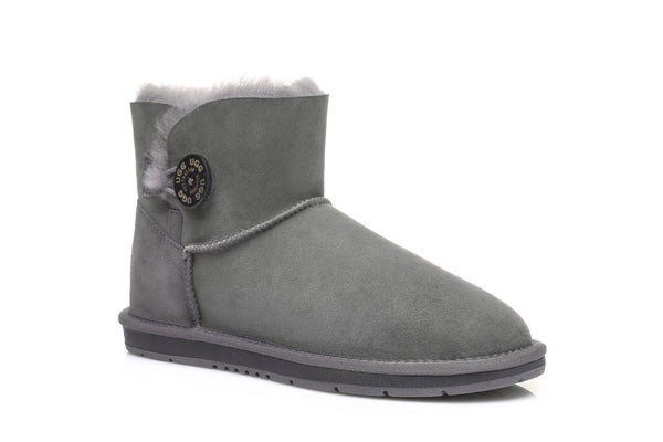 UGG Boots - AS Mini Button UGG Boots  #15702 (7188435015) ?id=7932282699834