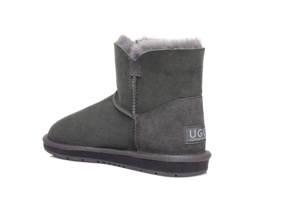 UGG Boots - AS Mini Button UGG Boots  #15702 (7188435015) ?id=7932283813946
