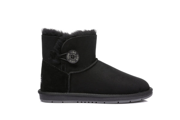 UGG Boots - AS Mini Button UGG Boots  #15702 (7188435015) ?id=7932284305466