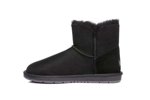 UGG Boots - AS Mini Button UGG Boots  #15702 (7188435015) ?id=7932285157434