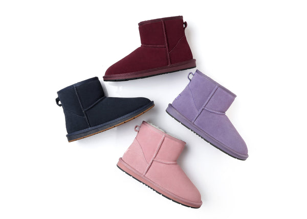 AS UGG Mini Classic Suede Boots Special Color