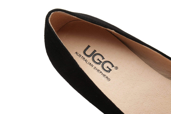 AS UGG Women Leather Flats Isabella ?id=14106774241338