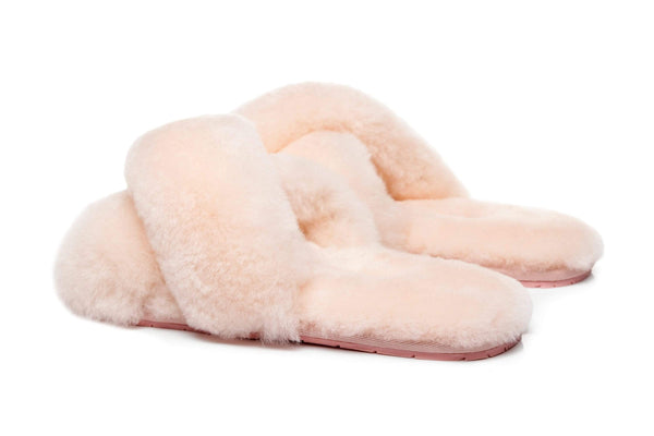 UGG Boots - AS UGG Fluffy Slide Linty