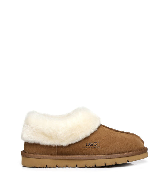 UGG Boots - AS UGG Homey Unisex Slippers/Scuffs  #15545 (1955869360186)