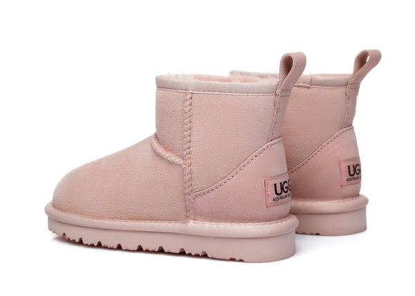 UGG Boots - AS UGG Kids Mini Classic Boots