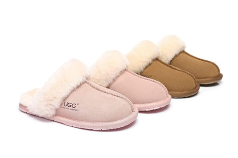 AS UGG Kids Slipper Rosa