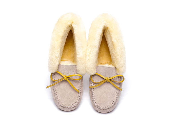Collar Shirley Moccasin
