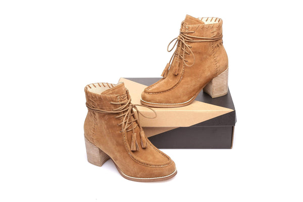 UGG Boots - AS UGG Ladies Fashion Heel Boots Sabrina #15796 (597806121018) ?id=7932595601466