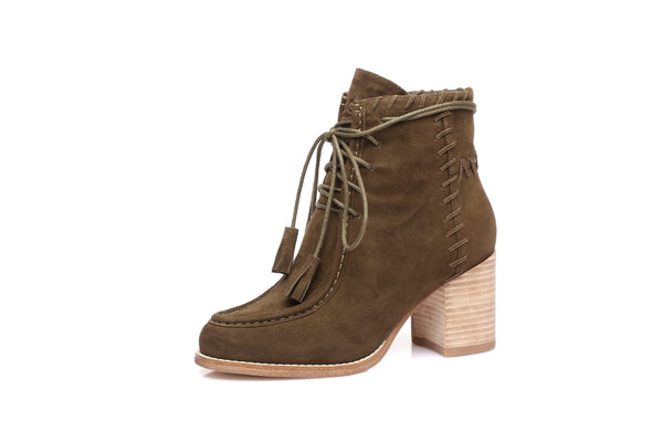 UGG Boots - AS UGG Ladies Fashion Heel Boots Sabrina #15796 (597806121018) ?id=7932595699770