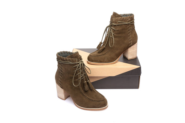 UGG Boots - AS UGG Ladies Fashion Heel Boots Sabrina #15796 (597806121018) ?id=7932596879418