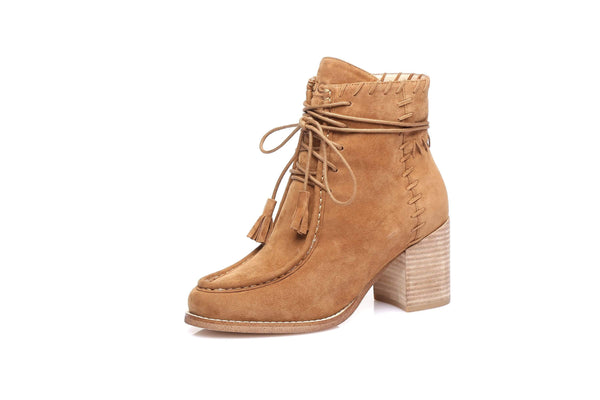 UGG Boots - AS UGG Ladies Fashion Heel Boots Sabrina #15796 (597806121018) ?id=7932594978874