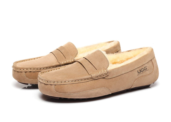 Mens Fashion Moccasin