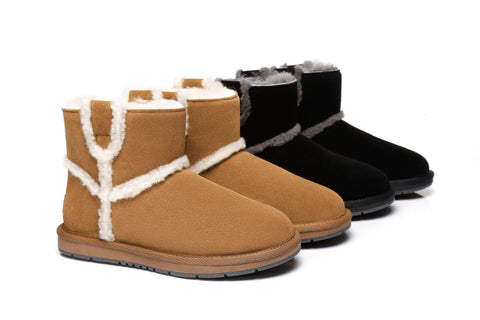 AS UGG Mini Boots Schunck