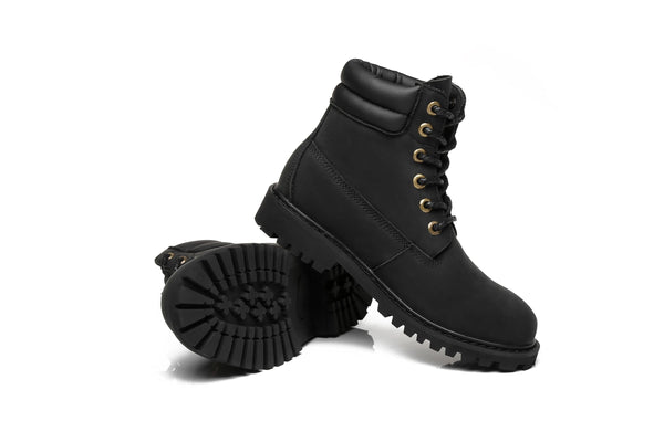 AS UGG Unisex Double Collar Boot Hiki
